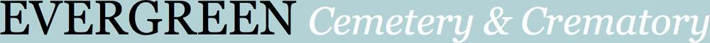 Evergreen Cemetery & Crematory Logo